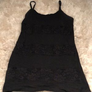 Rue 21 size medium lace tank top